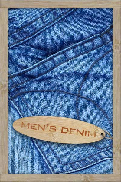 Shop bYRNt Organics Men's Denim