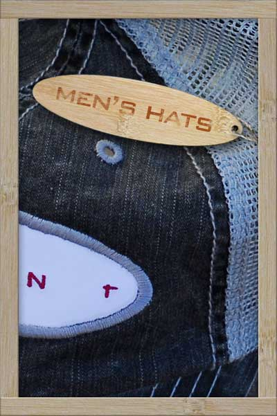 Shop bYRNt Organics Men's Hats
